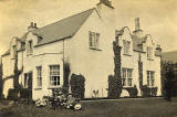 Auchterarder House, Perthshire, Scotland - a house rented in the summer by the Horsburgh family