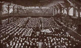 Photograph of the General Assembly of the United Free Church of Scotland, 1929  -  A Photograph by Francis Caird Inglis  -  1929