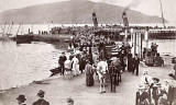 Photograph by T P Lugton in the Poulton series  -  Inveraray Steamer