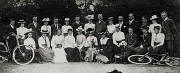 Pilrig Church Cycle Club Outing to Pilrig House  -  Photograph by Arthur J Turner  -  13 July 1902