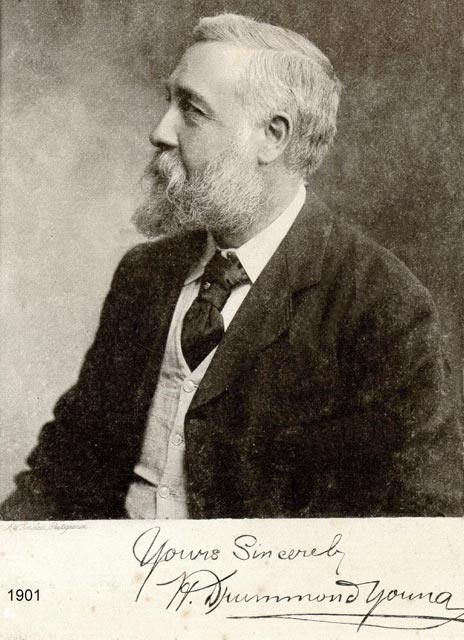 William Drummond Young  -  1901