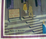 Railway Poster by Healey Hislop