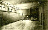 Edinburgh Ladies' College, Gymnasium  - Postcard by PA Buchanan