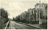 One of a Set of 8 postcards in 'Goldenacre' series,  published by Burns Stationery Depto, Goldenacre, Edinburgh  -  Trinity Road