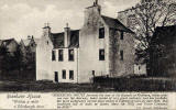Postcard published by John R Russel of Edinburgh (JRRE)  -  Roseburn House