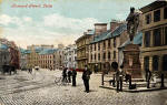 Post Card  -  Berard Street, Leith