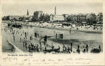 Portobello Portobello from the Pier  -  A Valentine Postcard, posted 1902