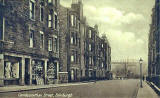 Woolstone Brothers postcard, Milton Series  -  Cambusnethan Street