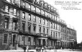 Edinburgh Ladies' College & Royal Scottish Nursing Institute, 78 Queen Street  -  Postcard by WR&S Ltd
