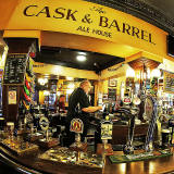 'Cask & Barrrel', 115 Broughton Street, Edinburgh - 2014