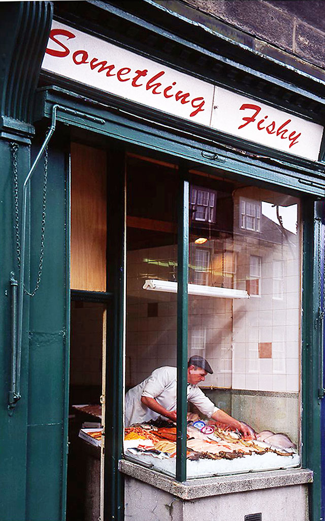 16a Broughton Street, Something Fishy - 1993