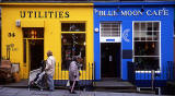 34 + 36 Broughton Street, Utilities + Blue Moon Cafe- 1994