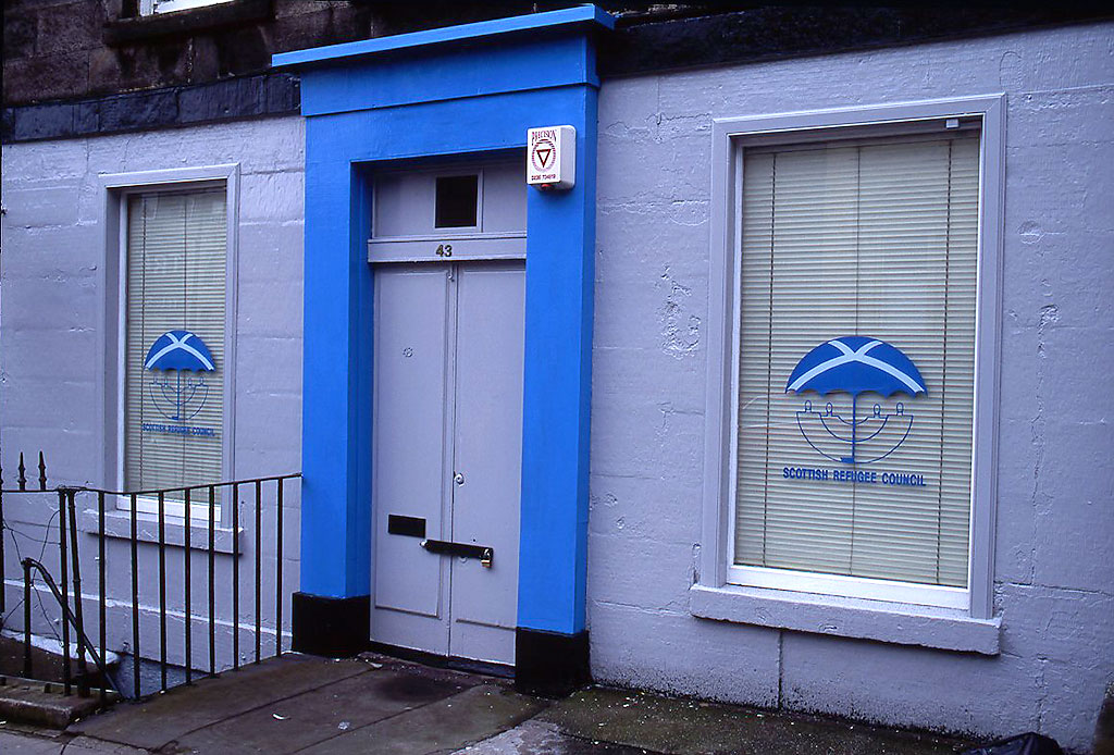 43 Broughton Street, Scottish Refugee Council - 1994