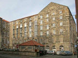 Apartments at Carpet Lane, Leith  -  Photograph taken November 2005