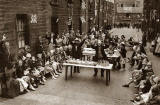 Corunna Place, Leith  -  Street Party, 1953