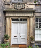 Dean Street, Stockbridge, Edinburgh - location from which a coach outing departed several decades earlier