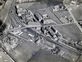 Craigmillar Aerial Photos  -  1930s  -  Breweries, Roads and Railways