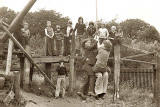 Children's playground 'The Venchie' - Craigmillar, 1973