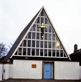 Davidson's Mains, St Margaret's Church  -  1984