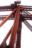 The Forth Bridge and Lift to the top of the North Cantilever  -  North Queensferry