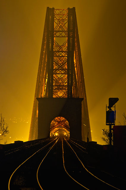 Forth Bridge Photography Forth Bridge Photography Competition, 2013 - Contemporary Photo Section - 1st Place Photo