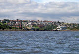 Inverkeithing - view from the Firth of Foth