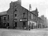 Leith  -  Cabyheads, zoom-in, around 1920