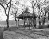 Bandstand in The Meadows - 1945