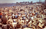 Portobello  -  Crowded Beach, 1957 or 1958