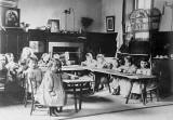 Old Photos  -  Social History  -  Edinburgh Free Kindergarten
