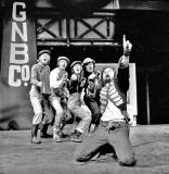 Theatrical Production  -  Great Northern Welly Boot Show at Waverley Market  -  1972