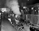 Model Engine at the Hobbies Exhibition in Waverley Market - 1960
