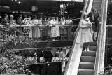 The Queen visits Waverley Shopping Mall to perform the Opening Ceremony, 1985