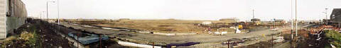 Panormaic View of Granton Western Harbour  -  December 2004