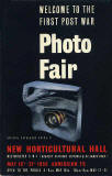 Advertisement for Phot Fair at Horticultural Hall, London  -  1955