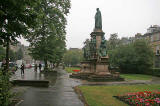 The Gladstone Monument in Coates Gardens  -  August 2006