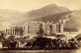 George Washington Wilson's Albumen Print of Holyrood from Calton Hill