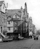 Mardale Crescent, Bruntsfield, Edinburgh  -  Looking towards Bruntsfield Links  -  Photo taken around March or April 1960