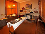 Lauriston Castle - Butler's Pantry - October 2011
