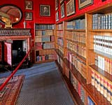 Lauriston Castle - Library - October 2011