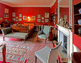 Lauriston Castle - Mrs Reid's Bedroom - October 2011