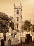 Liberton Kirk  -  around 1960