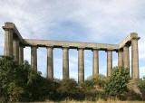 The National Monument, Calton Hill