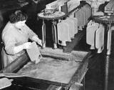 Manufacturing Hot Water Bottles at the North British Rubber Company's Castle Mills, Fountainbridge, Edinburgh