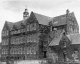 Parson's Green School  -  Before the 1958 Fire