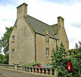 Pilrig House  -  Photograph, June 2006
