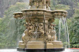 The Ross Fountain in Princes Street Gardens   -  September 2007