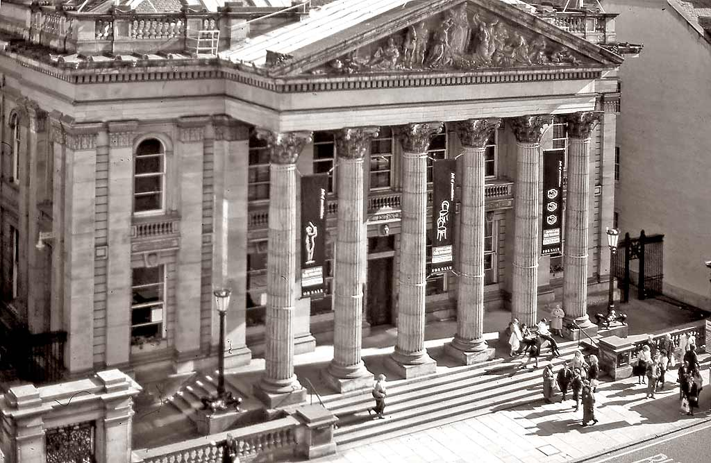 Royal Bank of  Scotland, 14 George Street  -  1993