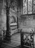 Photograph by Norward Inglis  -  St Giles Church, High Street, Edinburgh - interior