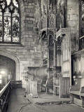 Photograph by Norward Inglis  -  St Giles Church, High Street, Edinburgh - The Royal Pew